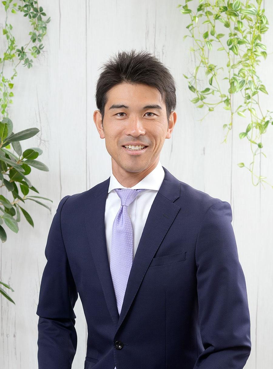 主任 小鮒誰玖家(こぶなたくや)